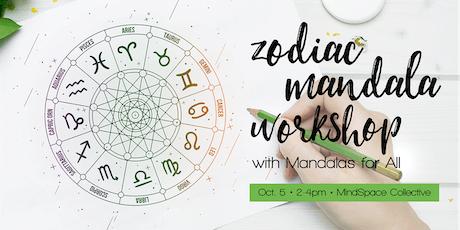 The Zodiac Mandala Workshop tickets