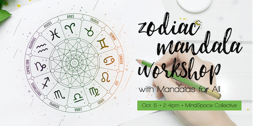The Zodiac Mandala Workshop