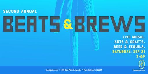 The Saguaro Palm Springs presents Beats & Brews Fest