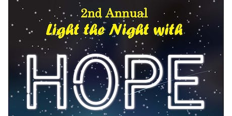 2nd Annual Light the Night with Hope tickets