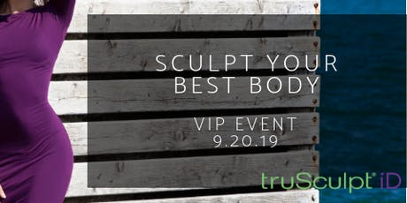 Are your ready for the latest innovations in body sculpting?? tickets