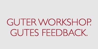 Workshop: Feedback im Alltag leicht gemacht