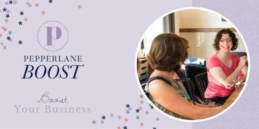 Pepperlane Roundtable with Sharon Kan, CEO (Burlington, MA)