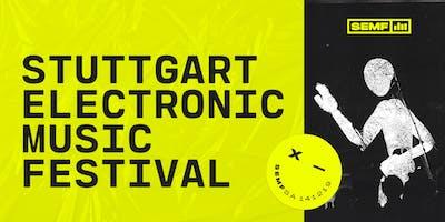 Stuttgart Electronic Music Festival 2019