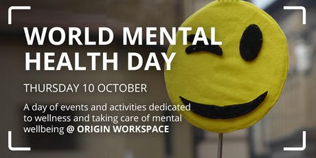 World Mental Health Day tickets