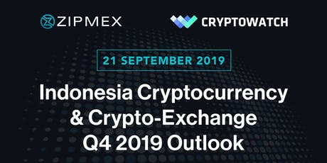 Indonesia Cryptocurrency and Crypto-Exchange Q4 2019 Outlook tickets