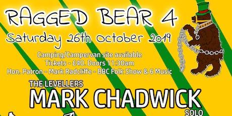 Ragged Bear Festival - Solo Amarada Tickets tickets