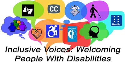 Inclusive Voices: Welcoming People with Disabilities