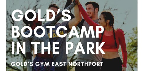 Gold's Boot Camp in the Park - Fall Session I