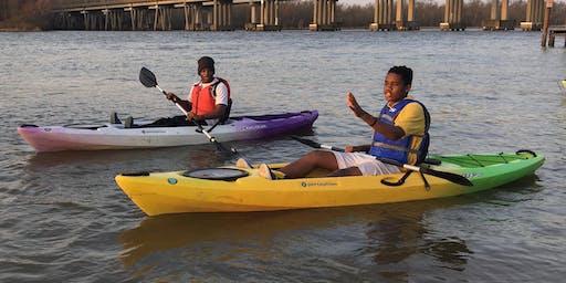 Kayaking Trip: Teen Paddle