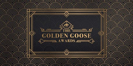 The 2019 Golden Goose Awards tickets