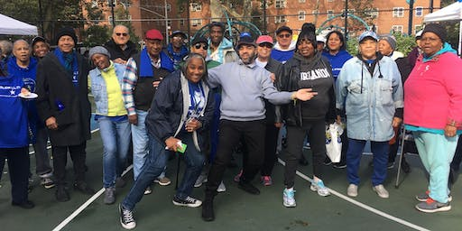 Call to Action Walk-a-thon - Harlem Health Advocacy Partners
