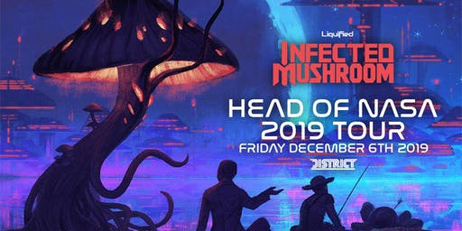 INFECTED MUSHROOM at District Atlanta