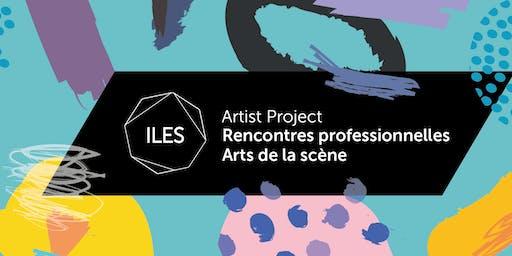 Rencontres professionnelles/ commissions consultatives des arts de la scène. aides et subventions