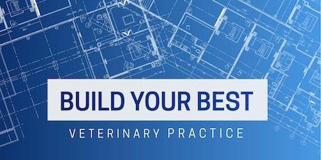Build your Best Veterinary Practice tickets