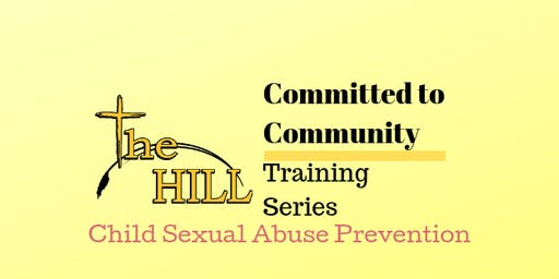 Stewards of Children Sexual Abuse Prevention Training