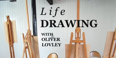 Life Drawing at Hopkinson with Oliver Lovley