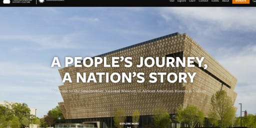 Pilgrimage to the Smithsonian National Museum of African American History & Culture - Bus Trip