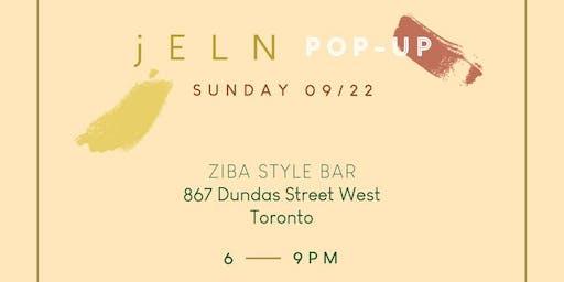 jELN Toronto Pop-Up