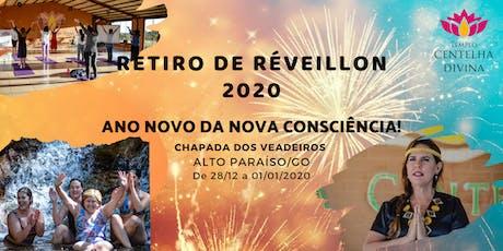Retiro de Reveillon em Alto Paraíso - Ano novo da nova consciência! ingressos