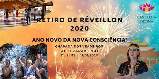 Retiro de Reveillon em Alto Paraíso - Ano novo da nova consciência!