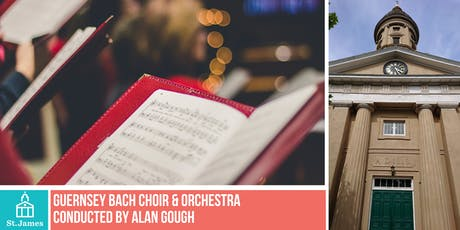 Guernsey Bach Choir & Orchestra tickets
