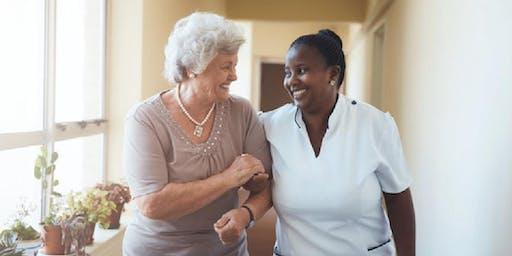 CNA/Caregiver Professional Certificate Courses