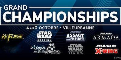 Nationaux de France (Grand championships)