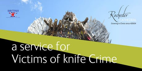 Service for Victims of Knife Crime tickets