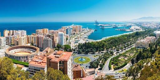 ★Erasmus Free Tour + Paella & Sangria★by MSE Malaga - Erasmusic