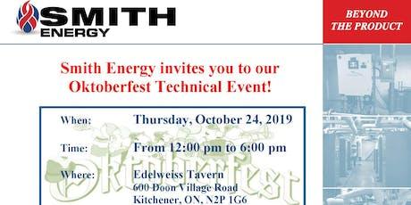 Smith Energy Oktoberfest Technical Event tickets