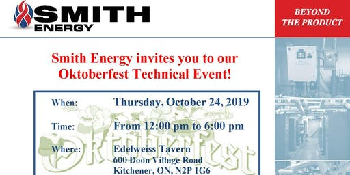 Smith Energy Oktoberfest Technical Event