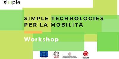 SIMPLE technologies per la mobilità - Workshop divulgativo