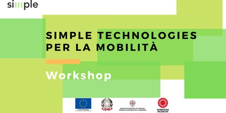 SIMPLE technologies per la mobilità - Workshop divulgativo biglietti