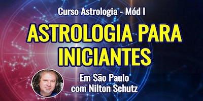 Nilton Schutz - Curso Astrologia Para Iniciantes - Aula Avulsa