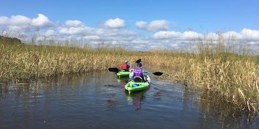 Kayaking Trip: Back River