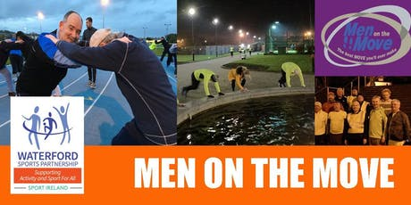 Men on the Move - Tramore - Sept 2019 tickets