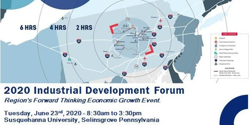 Focus Central Pennsylvania Industrial Development Forum 2020