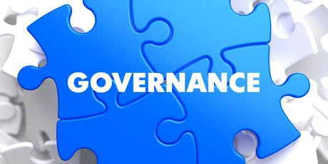 Webinar - Good Governance: Working effectively, and being accountable and transparent tickets