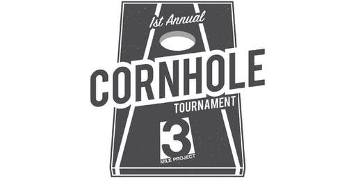 3 Mile Project Cornhole Tournament