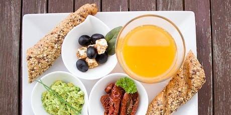 Comment concilier travail et alimentation ? Petit-déjeuner de rentrée. billets