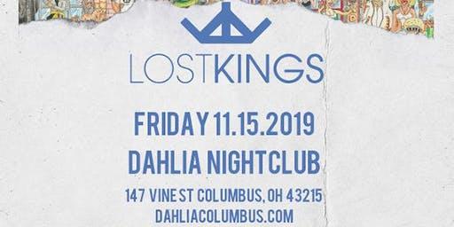 Lost Kings / Dahlia Nightclub / Friday, November 15th