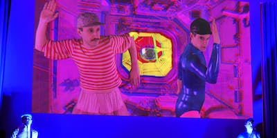 Out There: A Performance by art duo Princess