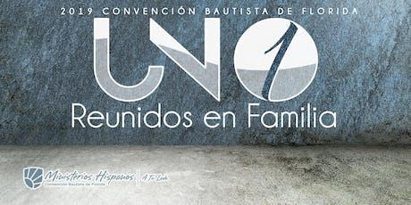Celebración Hispana UNO: Reunidos En Familia tickets