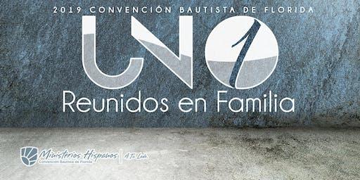 Celebración Hispana UNO: Reunidos En Familia