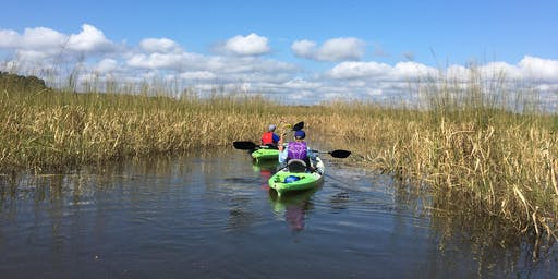 Kayaking Trip: Evening on the Appomattox
