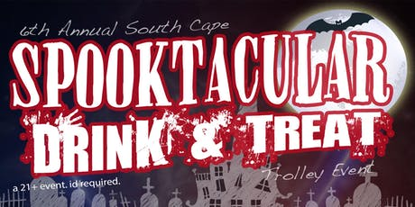 6th Annual Spooktacular Drink & Treat Trolley Event tickets