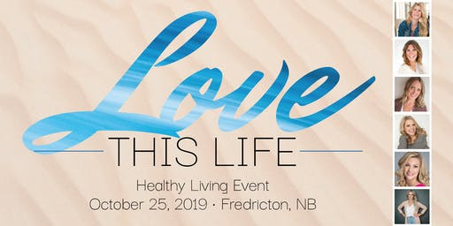 LOVE this LIFEstyle ~ Dr. Tanda Cook Tour ~ Fredericton