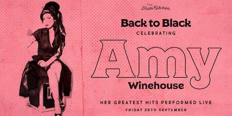 Back to Black: Celebrating Amy Winehouse tickets