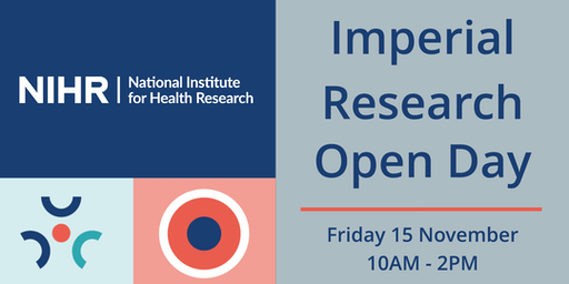 NIHR Imperial Research Open Day